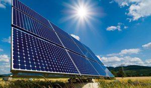 L'utilisation des panneaux photovoltaïques à La Chapelle-D'Aurec