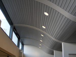 Les différents types de faux-plafonds
