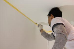 Comment réussir la peinture d'un plafond ?