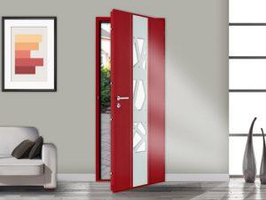 La porte blindée Pour votre protection