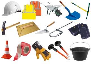 Les outils du maçon