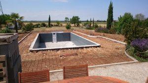 Bien planifier les travaux de construction de votre piscine