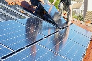 Quelle est la démarche liée à l'installation d'un panneau solaire