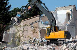 Les techniques de démolition de maison