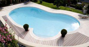 Les principales formes de piscine