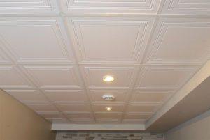 Choix des matériaux pour faux plafond
