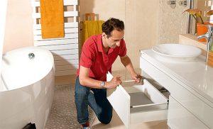 Installer une salle de bains : de la conception à la réalisation