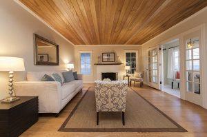 Quel type de lambris choisir pour son plafond ?