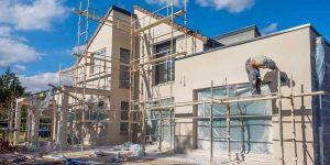Réussir le nettoyage d'une façade de maison