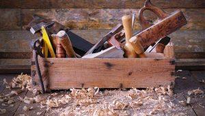 Les outils indispensables d'un artisan de menuisier