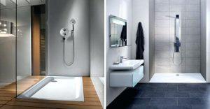 les principaux modèles de salle de bain