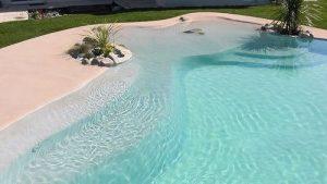 Les formes de piscine