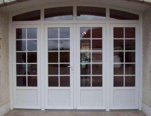 Les différents types de portes extérieures