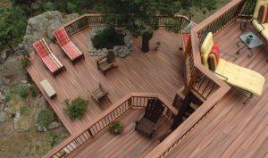 Les différents types de terrasse en bois