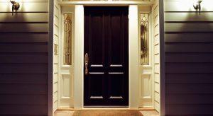 Les types de portes d'entrée