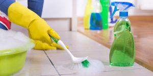 Bien nettoyer un sol en carrelage