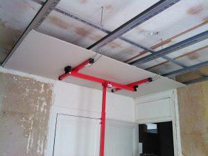 Les clés de la rénovation d'un faux plafond