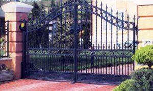 Réussir l'entretenir d'un portail en fer