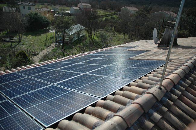Erreurs lors de l'achat de panneaux solaires Nettoyage de panneaux solaires
