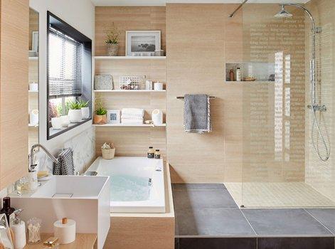 Erreurs à éviter pour aménager une petite salle de bains