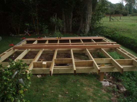 Les pièges à éviter lors de la construction d'une terrasse
