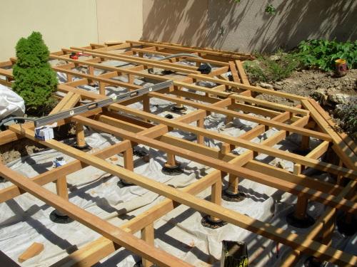 Construction d'une terrasse : les erreurs à éviter