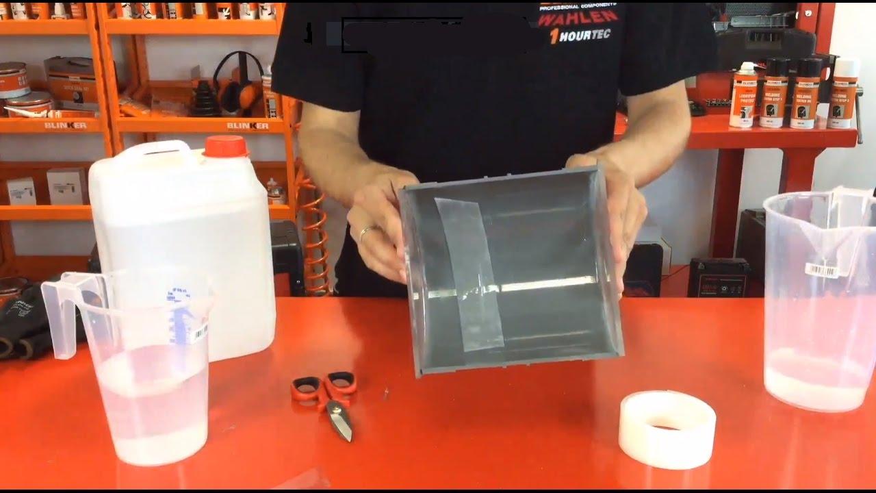Solutions faciles pour réparer des vitres fissurées