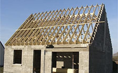 charpente maison : les particularités de la charpente en bois