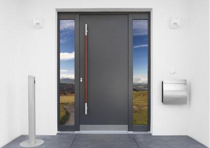 Quels sont les types de porte d'entrée ?