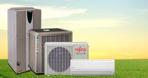 Le système de climatisation réversible à Touverac