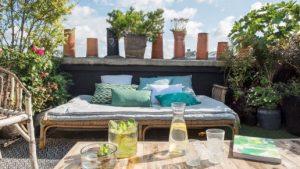 Sept idées pour aménager une terrasse !