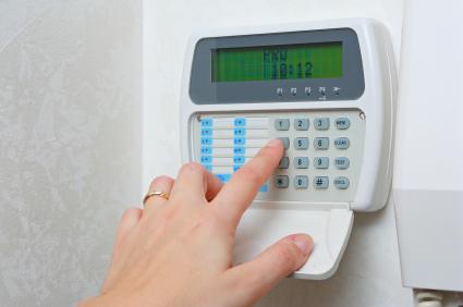 Les composants d'un système alarme