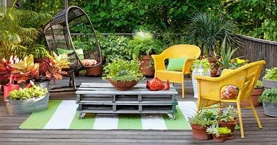 Idée sur l'aménagement de jardin