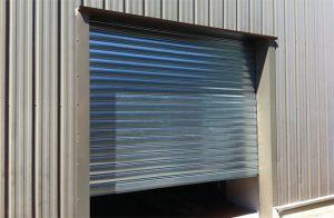 Ajoutez des rideaux métalliques pour sécuriser vos locaux