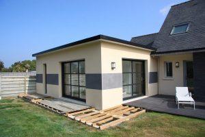 Quels matériaux pour la structure d'une extension de maison ?