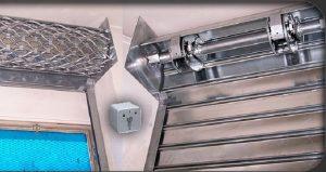 Quelles sont les étapes pour poser un rideau métallique ?