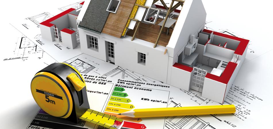 Architecture : conception et construction de bâtiments