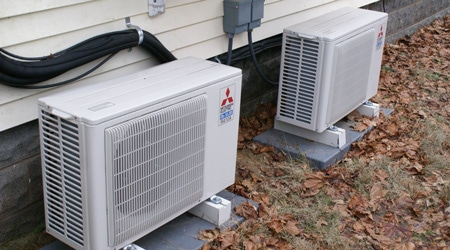 pompe à chaleur : Propriétés techniques et mécaniques