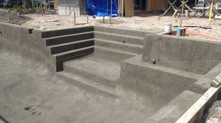 Les étapes incontournables lors de la construction d'une piscine